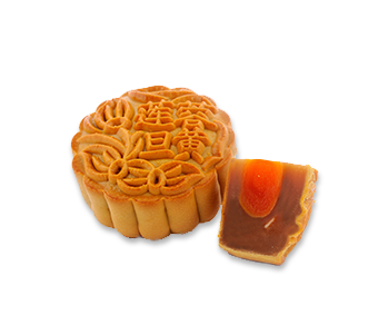 Single Yolk Lotus Mooncake