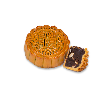 White Coffee Mooncake