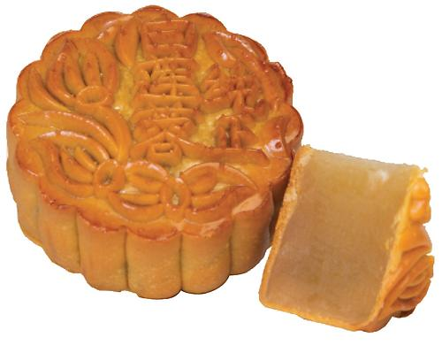 White Lotus Mooncake