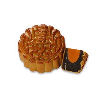 Single Yolk Tau Sar Mooncake